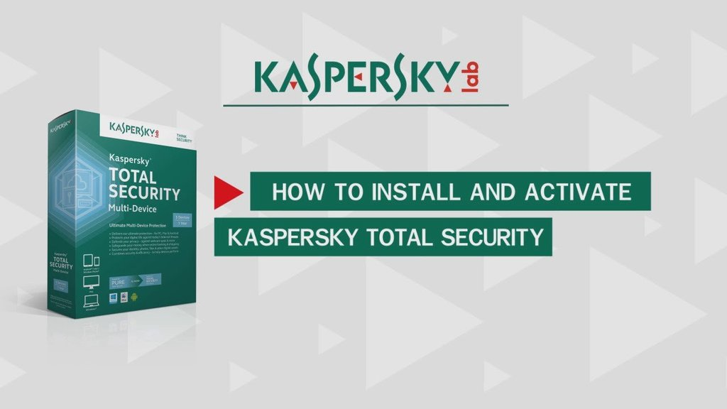 Kaspersky Total Seurity