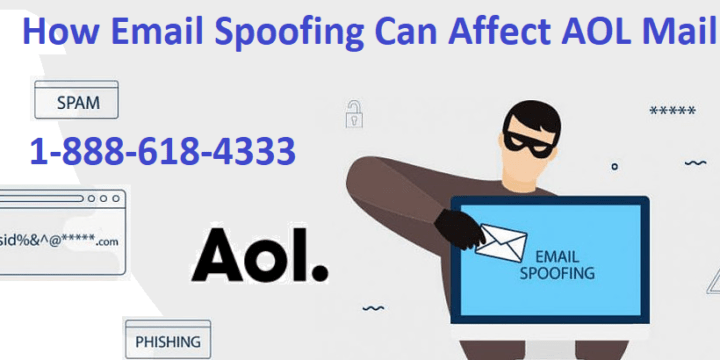 How Email Spoofing Can Affect AOL Mail And Prevention