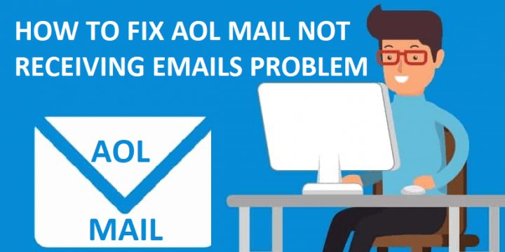 Learn How To Fix AOL Mail Not Receiving Emails Problem